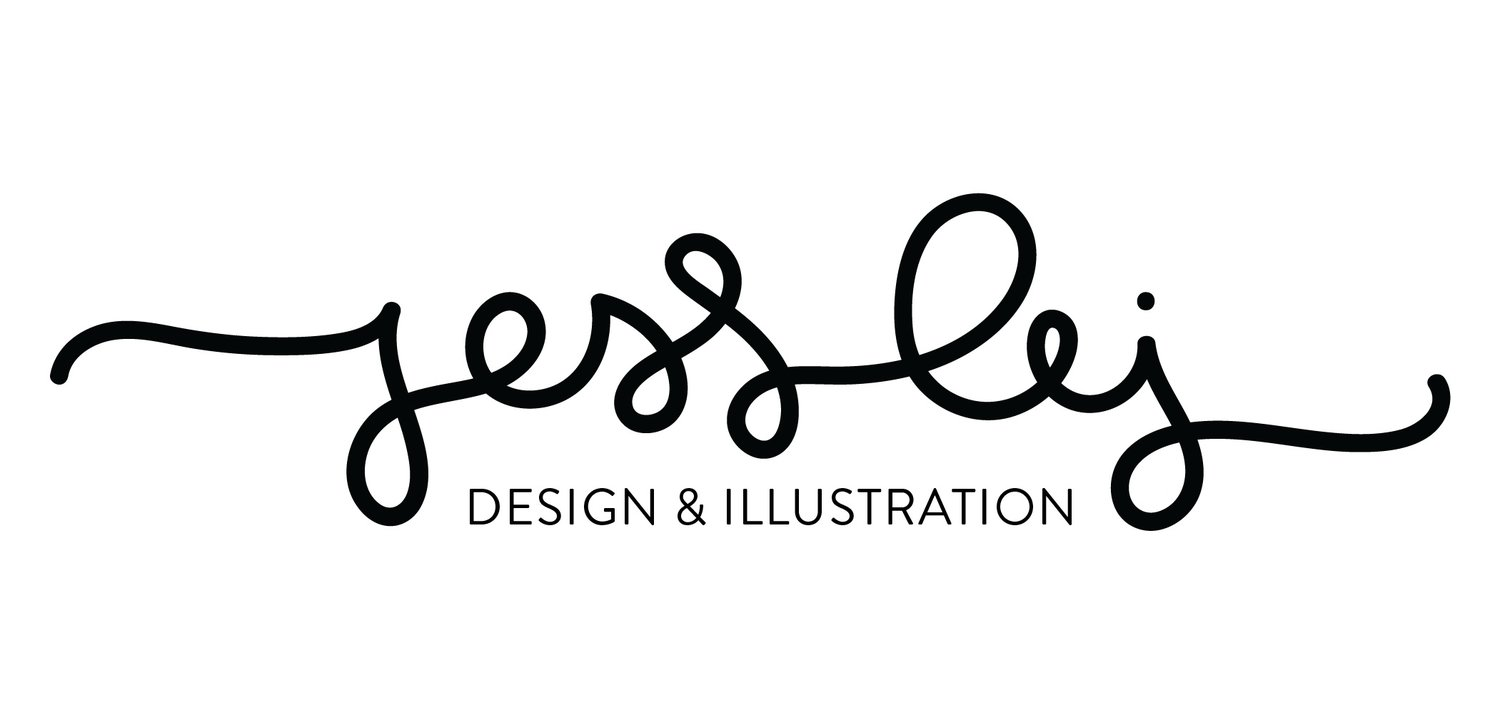 JESSLEJ DESIGN & ILLUSTRATION