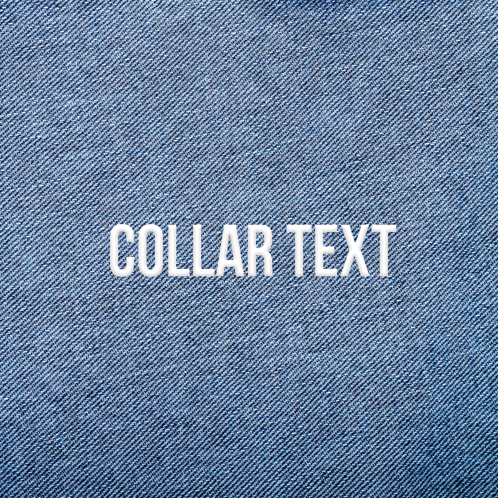 Collar Customization- $8