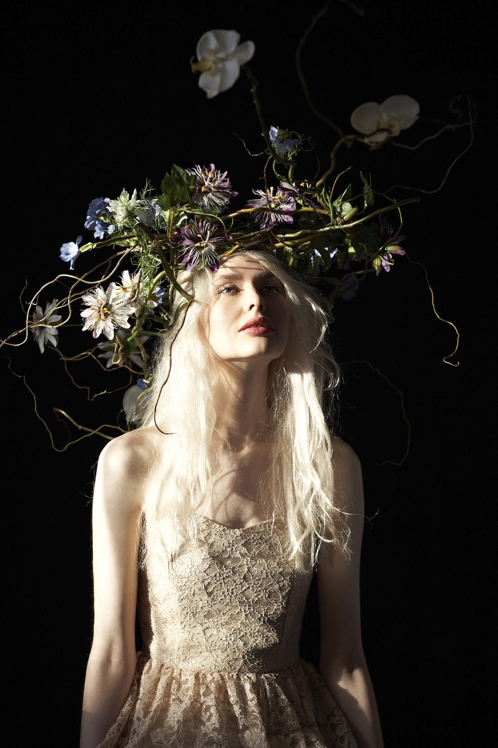 Ethereal Flower Crown