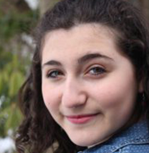 Tali is a sophomore Creative Writing major at the School of the Arts. She has performed with many Rochester theater companies including Blackfriars Theatre, JCC CenterStage, Geva Theatre Center, Rochester Children's Theatre, and RAPA, as well as at school. Tali has also studied contemporary theater and Shakespeare at the Geva Theatre Summer Academy. Tali is the co-captain of her school's Speech and Debate team, plays JV softball, and enjoys writing, singing, songwriting, and playing the guitar. She is thrilled to be a part of Impact and the important work it does.