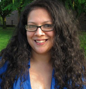 Adriana received a B.A. in psychology with a minor in philosophy from Keuka College, and an MA in Psychology from SUNY Brockport. She has worked as a Psychometrist, Researcher, Adjunct Professor, and Crisis/Suicide Counselor, and is currently both a Standardized Patient at the University of Rochester Medical School and a Medical Administrative Assistant. After working many years in the field of psychology, Adriana recently began pursuing acting and focusing on her work as a visual artist. Not only has this brought more balance to her life, but she has recently turned her hobby of drawing and painting into an additional career path — she does mixed media (pastel, charcoal/graphite, acrylic) and is a Paint and Sip instructor by night. Adriana is grateful to Kingfisher Theater for their acting instruction. She is very excited to be working with Impact Interactive.