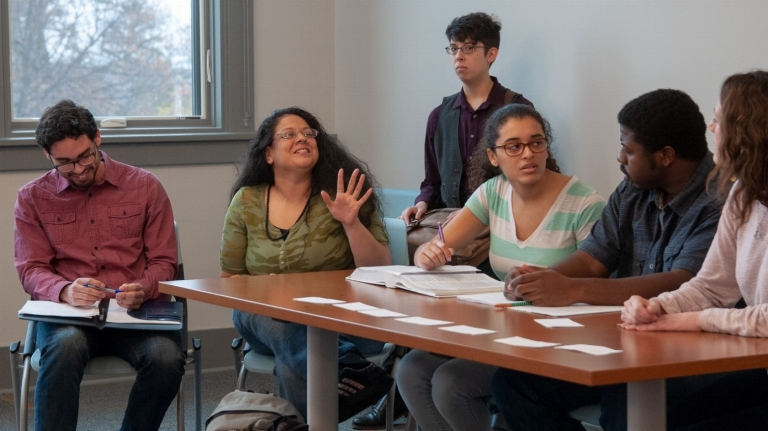 """""""In the Thick of It"""" - DIversity and Inclusion in the Higher Education Classroom"""