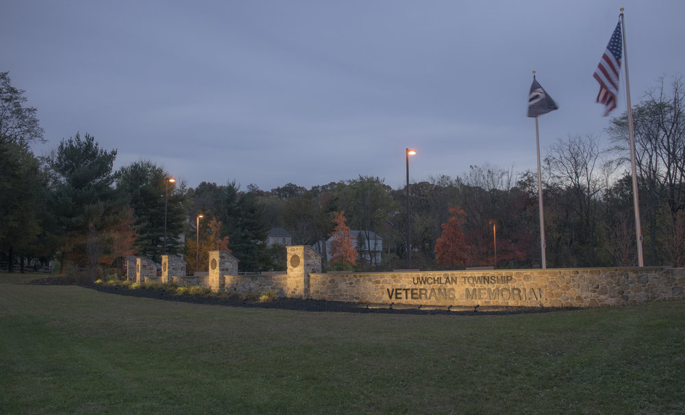 VETERANS WAR MEMORIAL | UWCHLAN TOWNSHIP