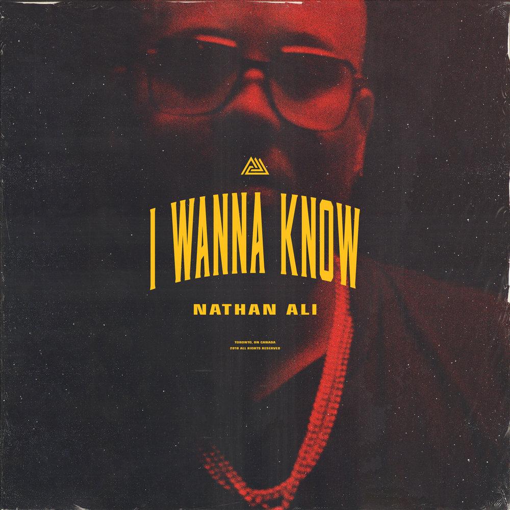 """I Wanna Know"" [single]"