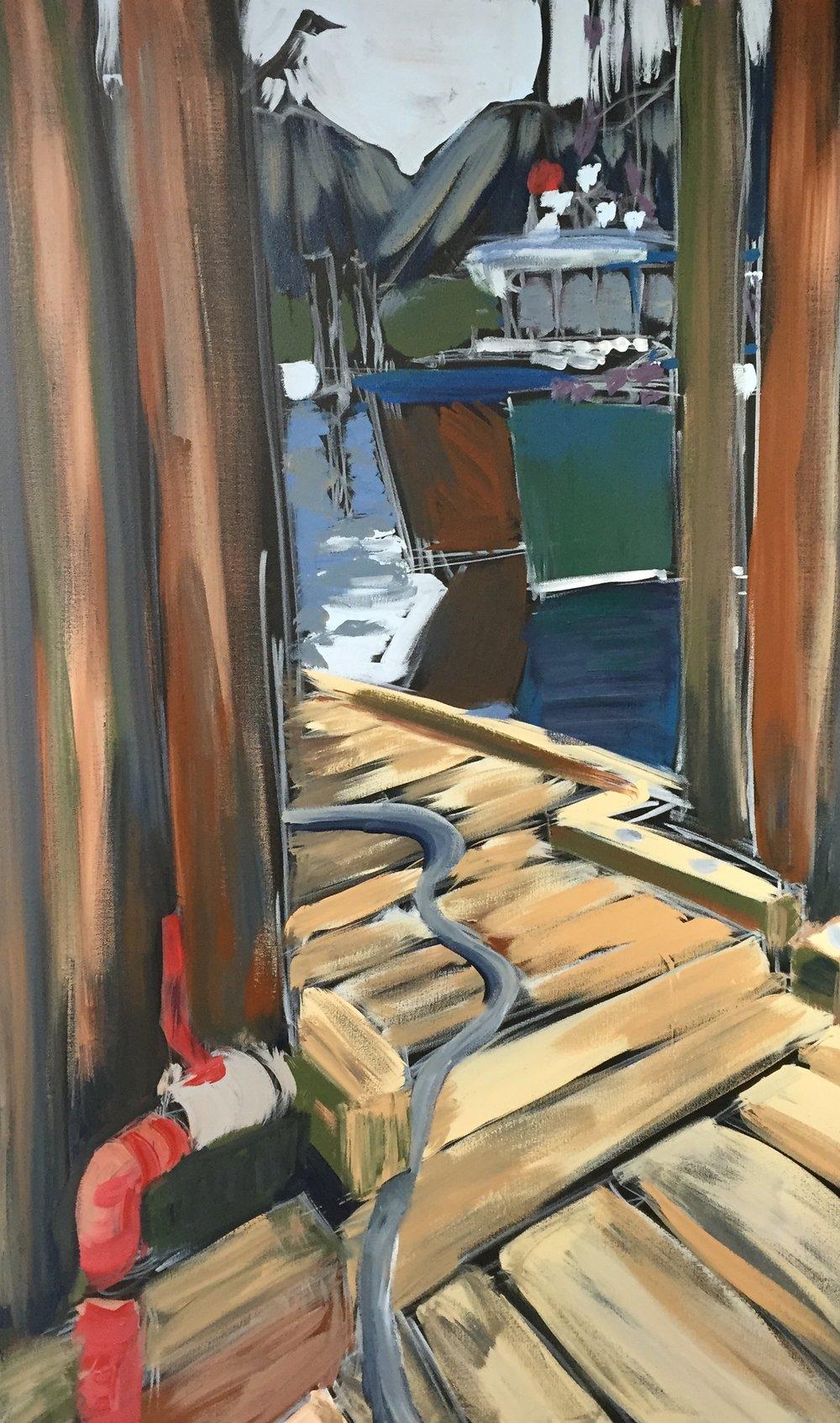 Tofino Boats No. 1/2  2015 - 2018
