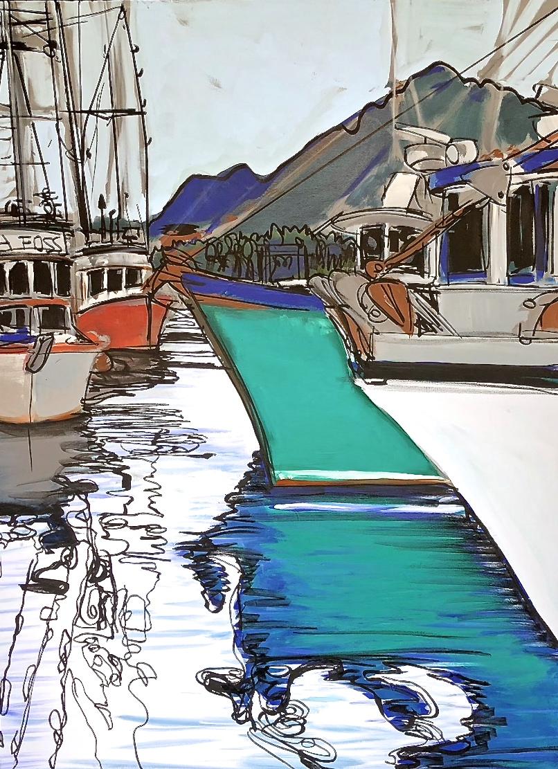 Tofino Boats No. 2/2  2015 - 2018