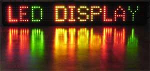 LED Display Image