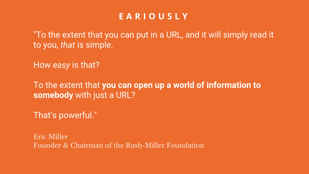 Eariously Rush-Miller Foundation Eric Miller Visually Impaired Interview.png