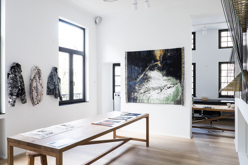 Atelier Relief, Brussels, 2016