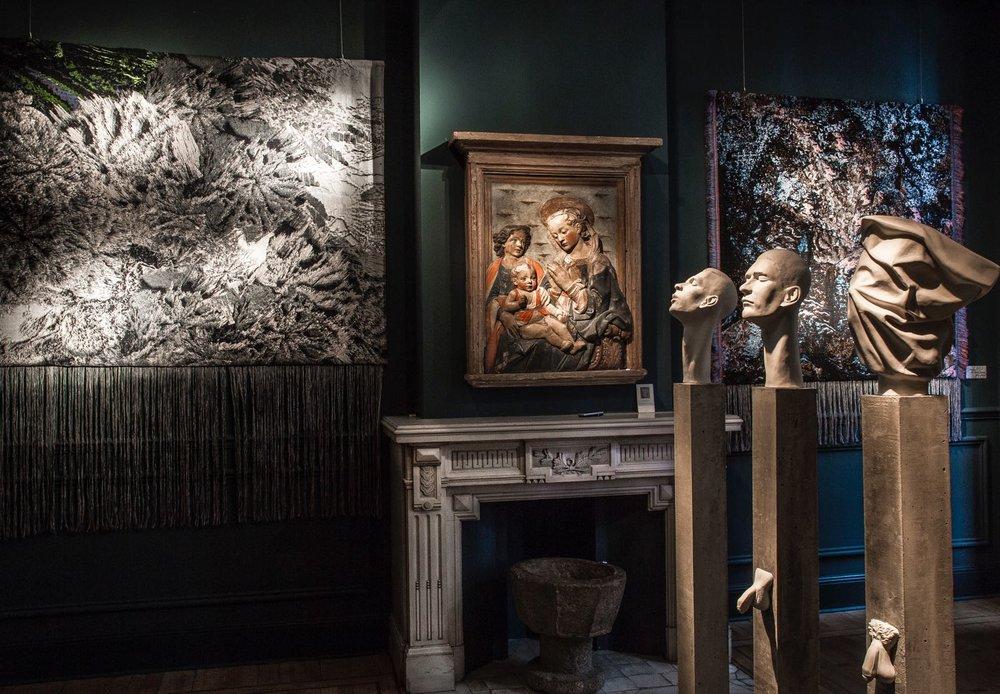 Gallery Desmet, Brussels, 2017