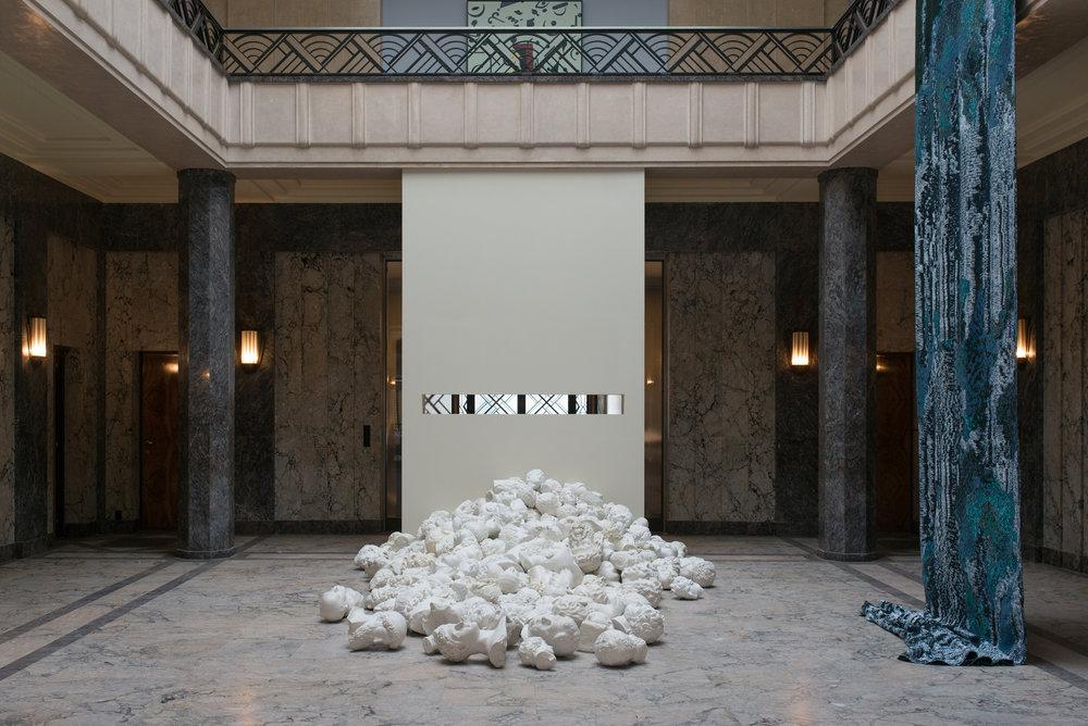 Villa Empain, Brussels, 2018