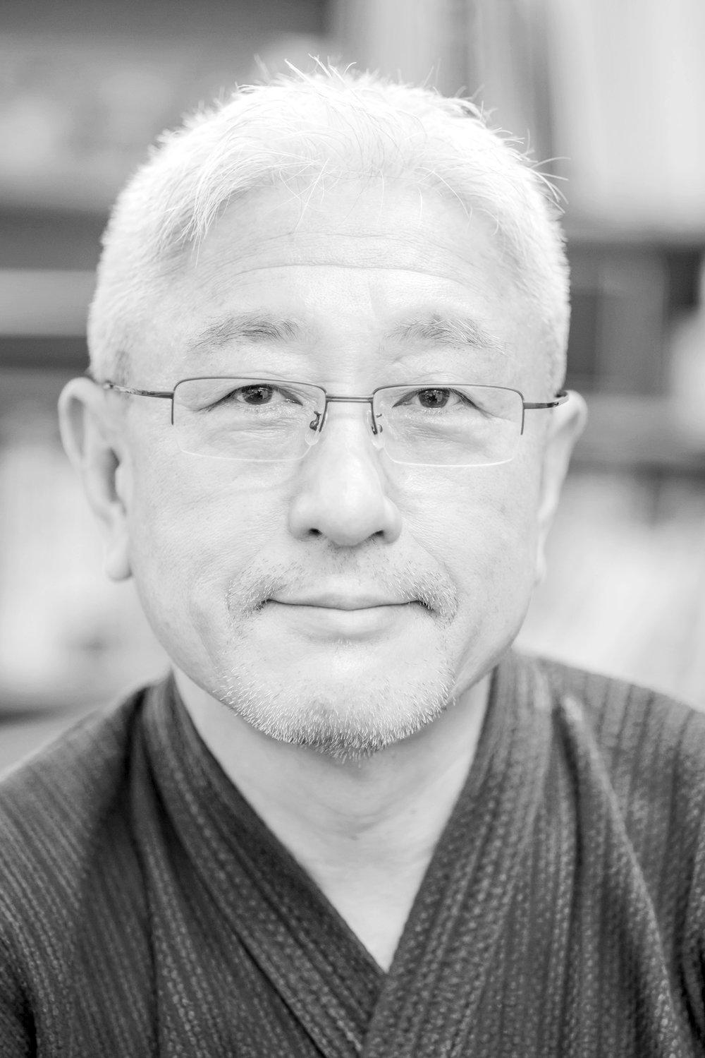 Yahagi KunikazuSoke Ryushin Shouchi Ryu - 8. DAN HANSHI IMAF7. DAN KYOSHI KENDO (AJKF)