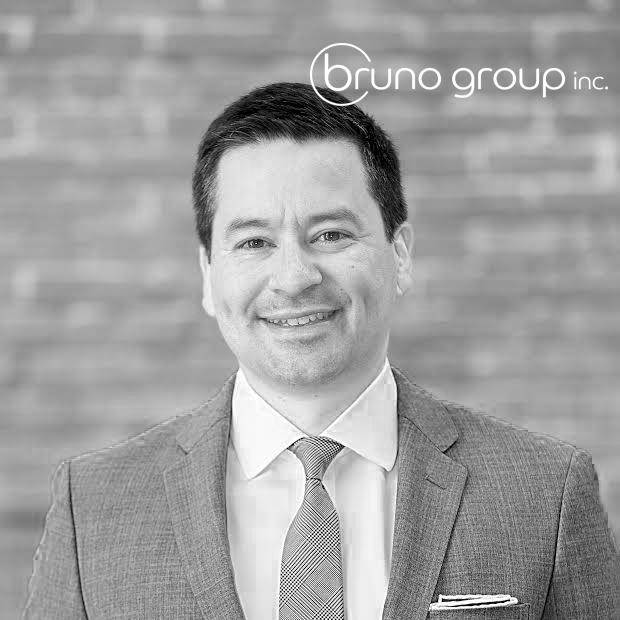 <b>Alex Bruno</b> <br> Founder <br> Bruno Group, inc.