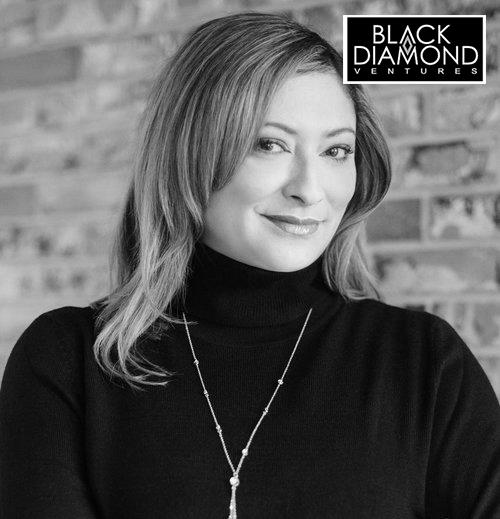 <b>Ana Quintana</b> <br> Managing Partner  <br> Black Diamond Ventures