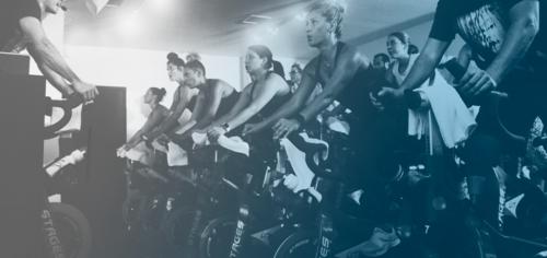 TECH RIDE Indoor Cycling Class