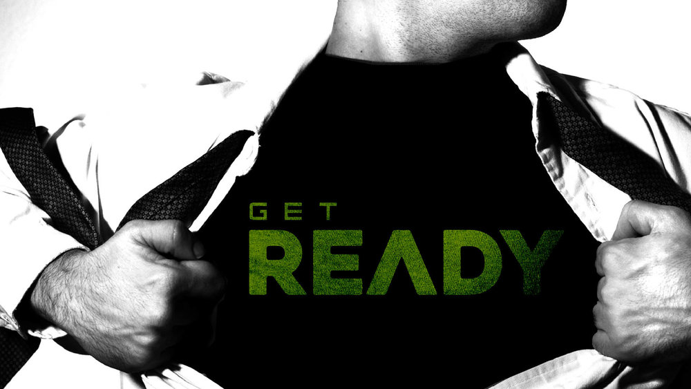 Get Ready - a series about living out your calling