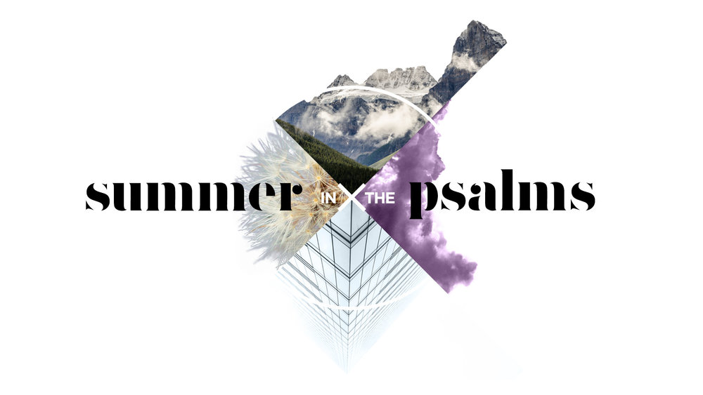 Summer in the Psalms - a teaching series in the psalms