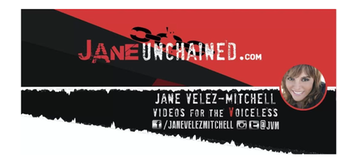 Jane Unchained a digital news network for animal rights and the vegan/cruelty-free lifestyle. Founded by bestselling author and TV journalist Jane Velez-Mitchell,  JaneUnChained News Network's  contributors   stream   LIVE   video from VegFests, restaurants, conferences, protests, vigils and marches, bringing crucial stories to millions.    Learn More --->