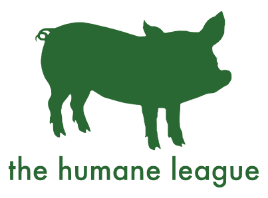 The Humane League works to reduce animal suffering by creating change at all levels, from individuals to major corporations. Our strategy includes hard-hitting corporate campaigns and wide-ranging outreach and education programs around the world.  Learn More --->