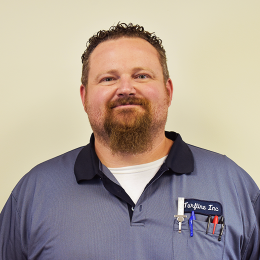 Brad EverettPRODUCTION MANAGER - As production manager, Brad oversees the manufacturing and machining of True-Surface® products. He ensures all products are fit for the field before shipping out of the factory.
