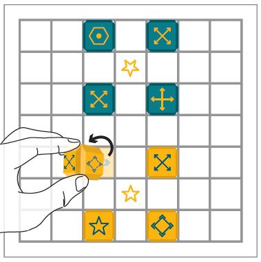 Deblockle - Roll Illustration