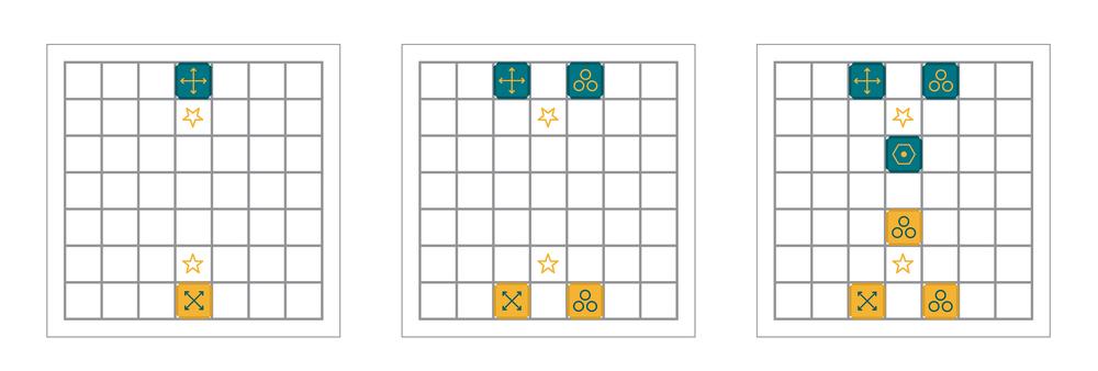 Deblockle Alternative Starting Positions