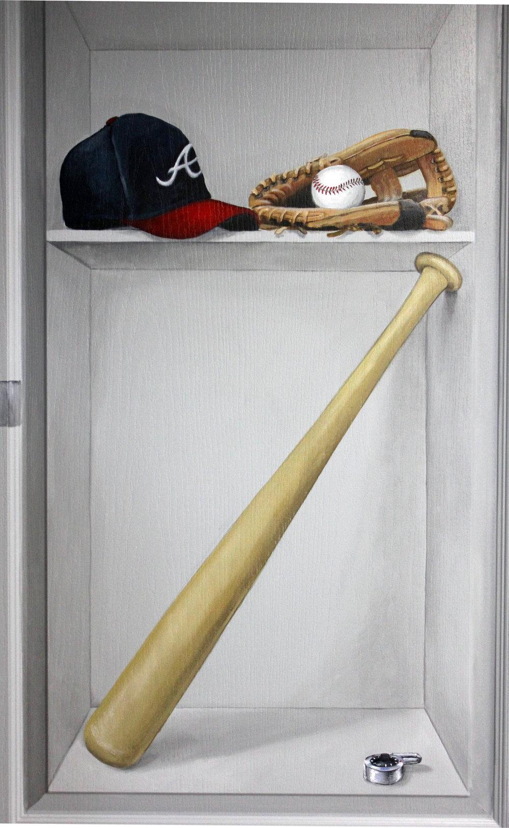locker baseball