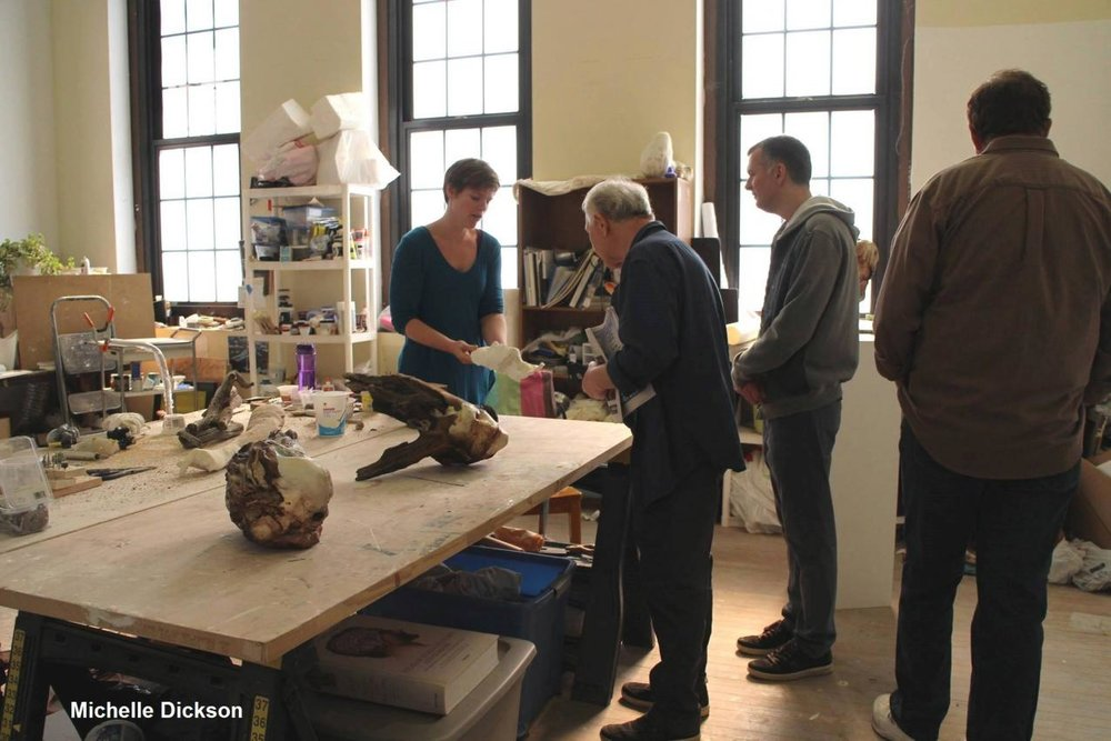 Open Studio Tour Organized by  Office of the Promotion & the Arts
