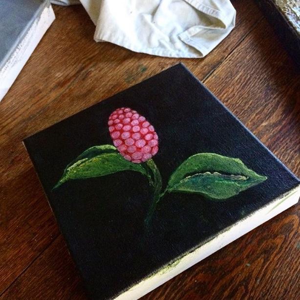 """""""Fantasy Flower"""" - Mary Landavere"""