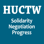 HUCTW - Our sister union in NEOP, The Harvard Union of Clerical and Technical Workers