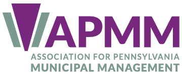 APMM - Association for Pennsylvania Municipal Management