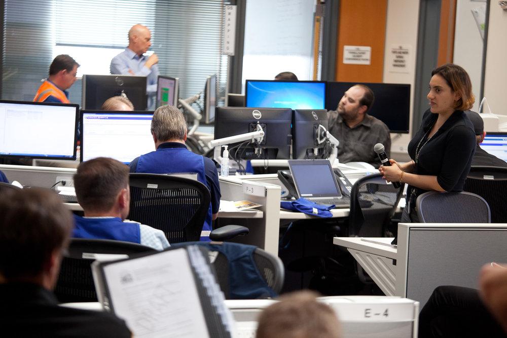 Portland Emergency Coordination Center