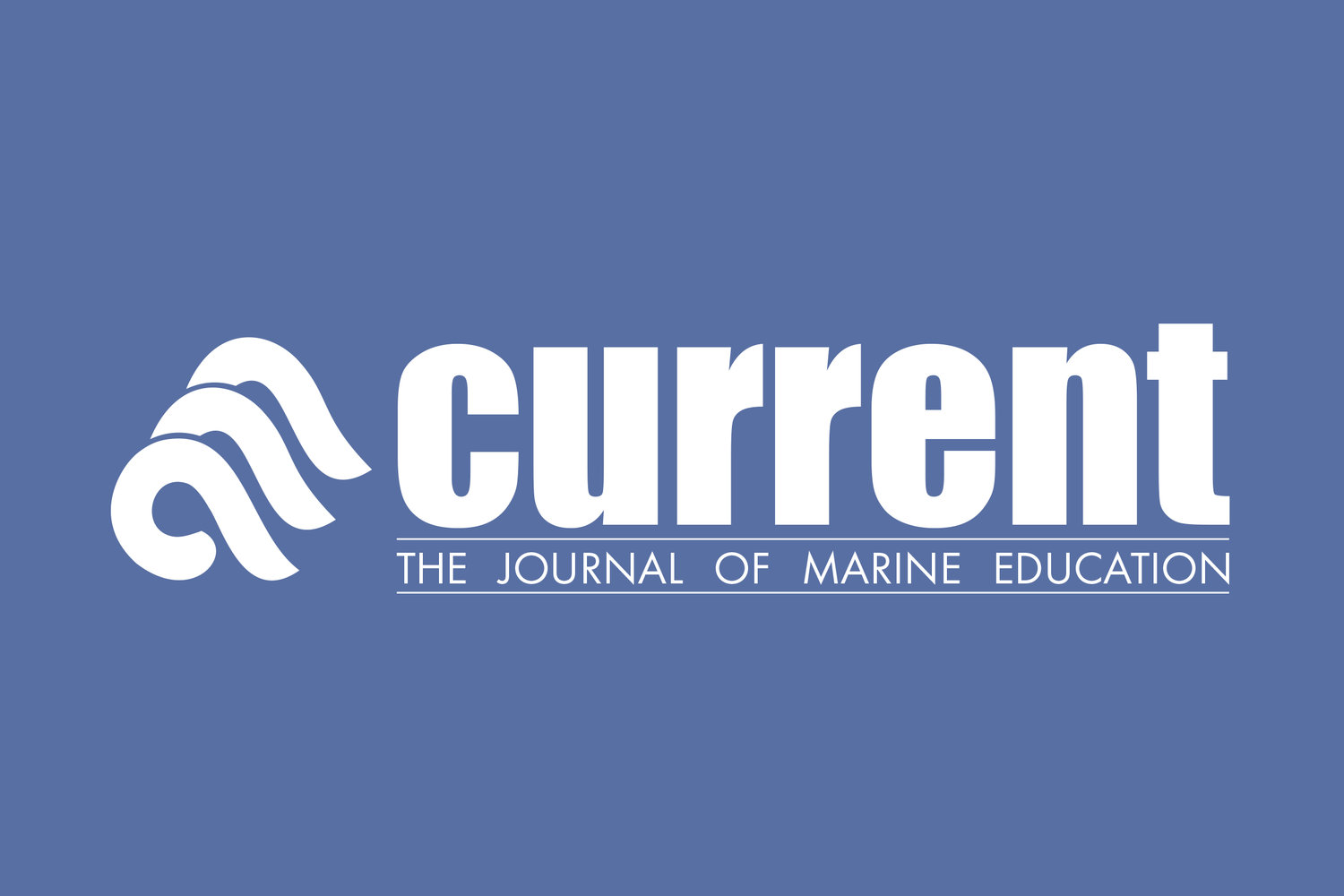 Current: The Journal of Marine Education is seeking a new