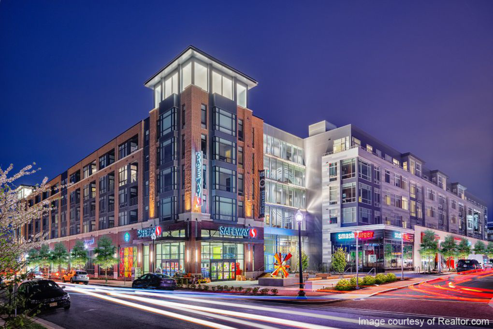 Twinbrook - Located off the Rockville Pike, the 473,000 square foot apartment complex achieved LEED Gold under the New Construction rating system.