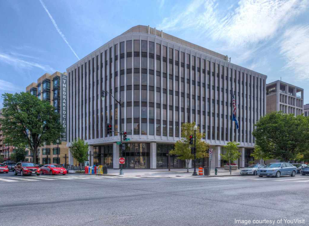 1625 Massachusetts Ave - Retro Commissioning: Located near Dupont circle, the 114,000 square-foot office building is awaiting its LEED certification under the EBOM rating system.