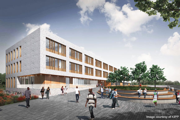 KIPP DC College Prep - Commissioning: Located in Northeast DC, the 130,000 square-foot building is awaiting its LEEDv4 certification under the Schools rating system.