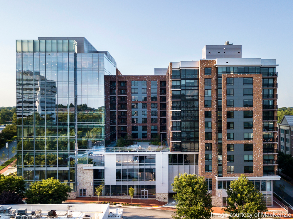 Little Patuxent Square - Commissioning: Located in downtown Columbia, Maryland, the 500,000 square-foot office, multi-family, and retail building is awaiting its LEED Gold under the New Construction rating system.
