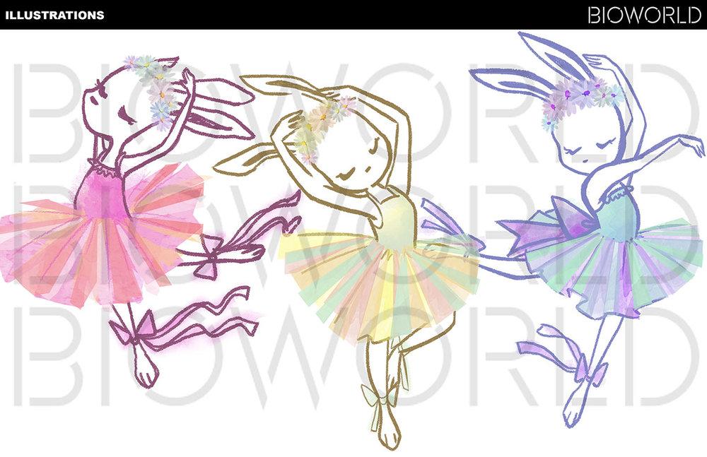 Ballerina Bunnies