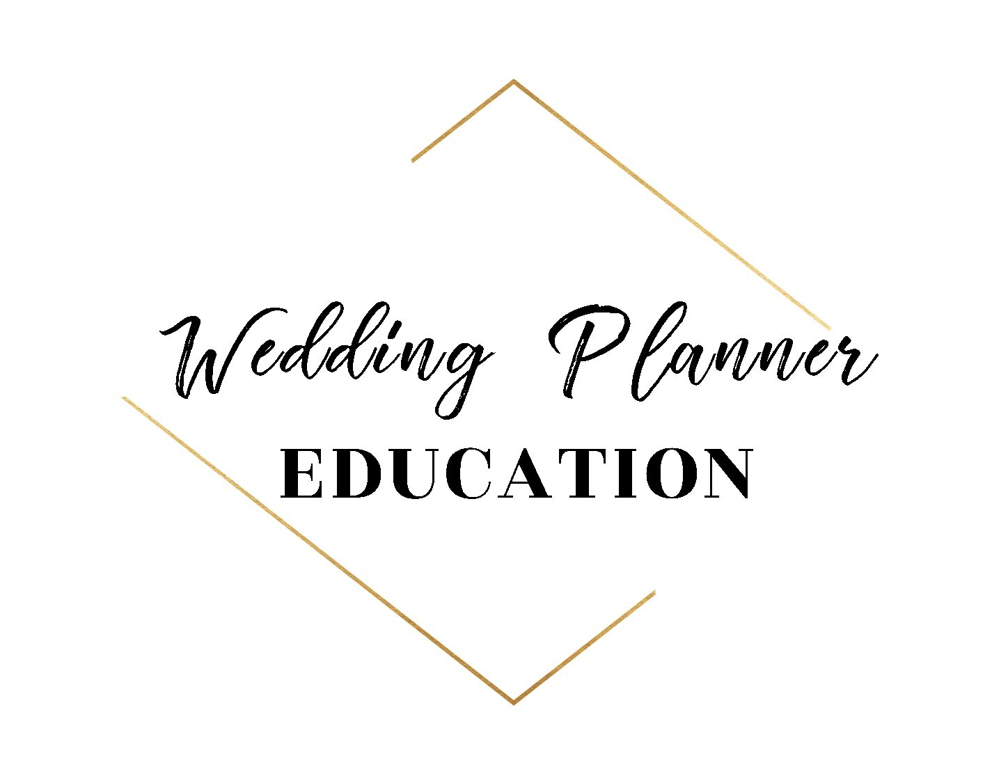 Wedding Planner Education