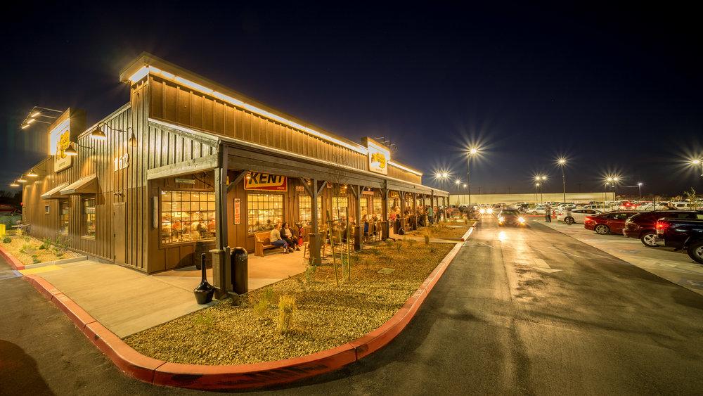 Restaurant Row Center, Victorville, CA