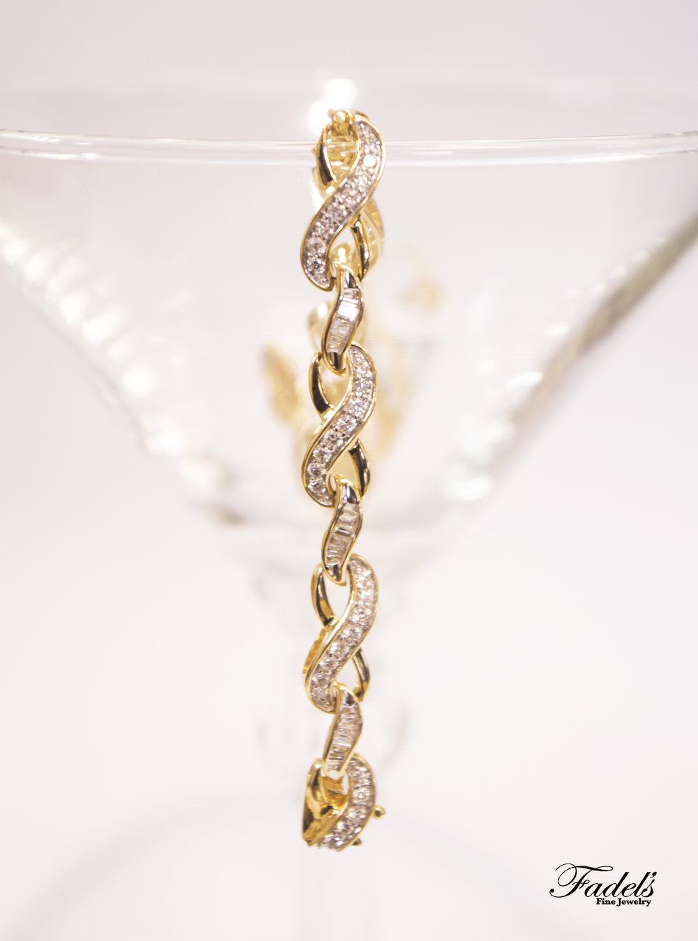 Yellow gold Diamond Bracelet.JPG
