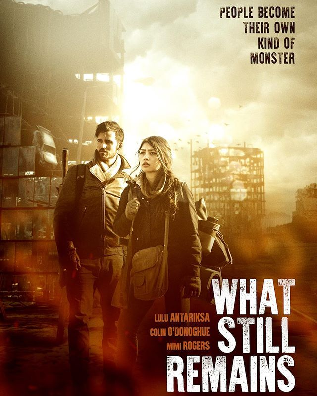 Thank you to everyone who left WSR a review and entered our poster giveaway! Today is the last day to submit so make sure you check out the review board on Amazon, iTunes, or Rotten Tomatoes! #Whatstillremains
