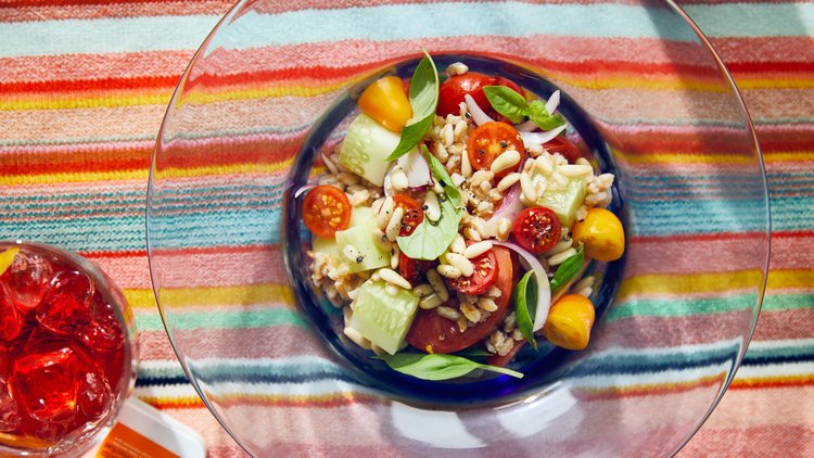 PHOTO BY MICHAEL GRAYDON + NIKOLE HERRIOTT, FOOD STYLING BY ANDY BARAGHANI, PROP STYLING BY KALEN KAMINSKI