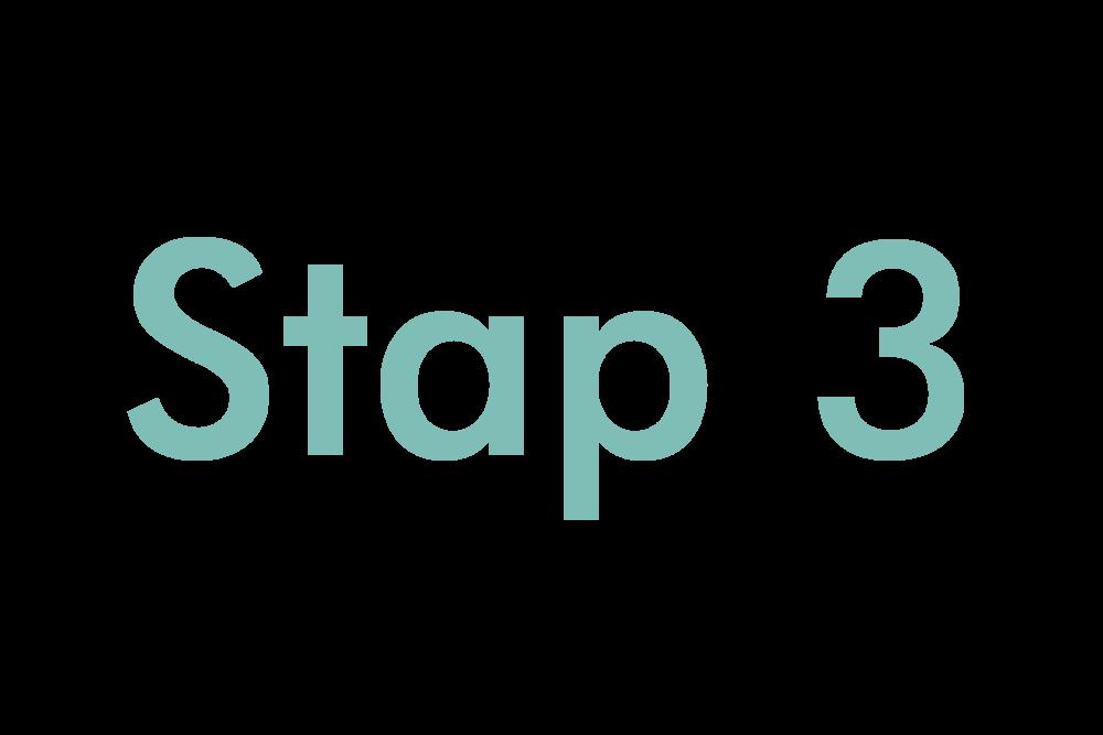 Mogli Media - Video werkwijze - stap 3