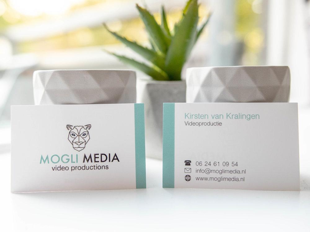 Mogli Media - Visitekaartje