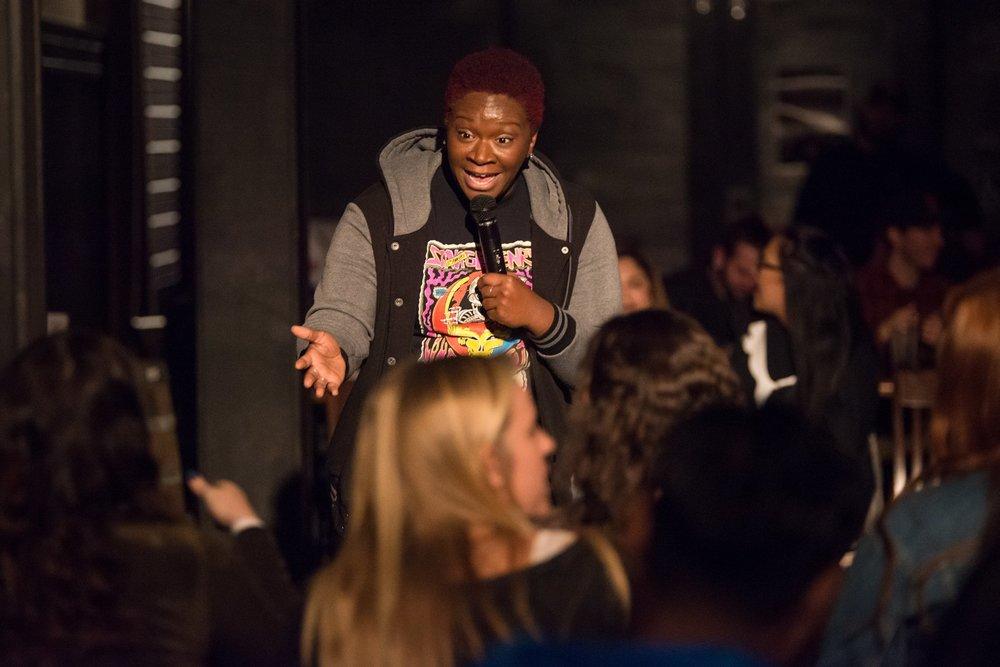 Becky Lynn | Stand-up Comedian