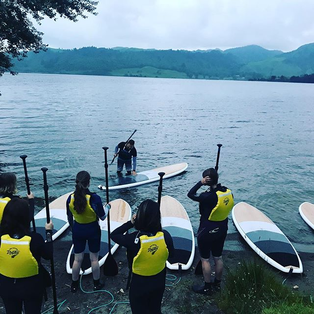 If your keen to learn to paddle then get in touch with us!  #paddleboarding #paddleboardrotorua #rotorua #tourism #rotoruanz