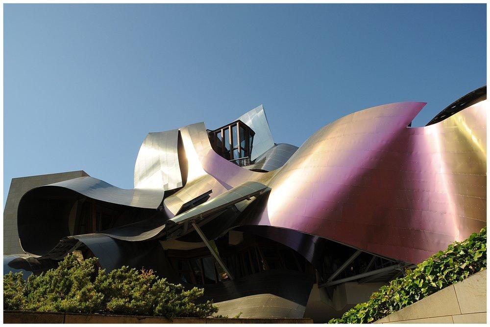 Best Rioja Hotels Marques de Riscal
