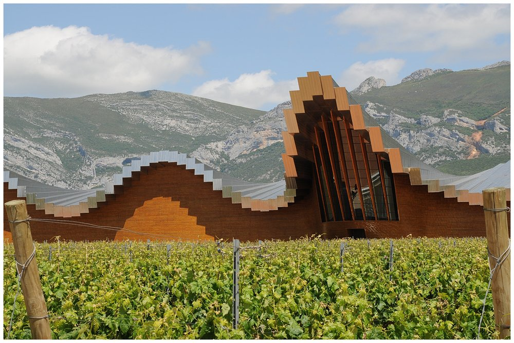 Best Rioja Wineries Ysios