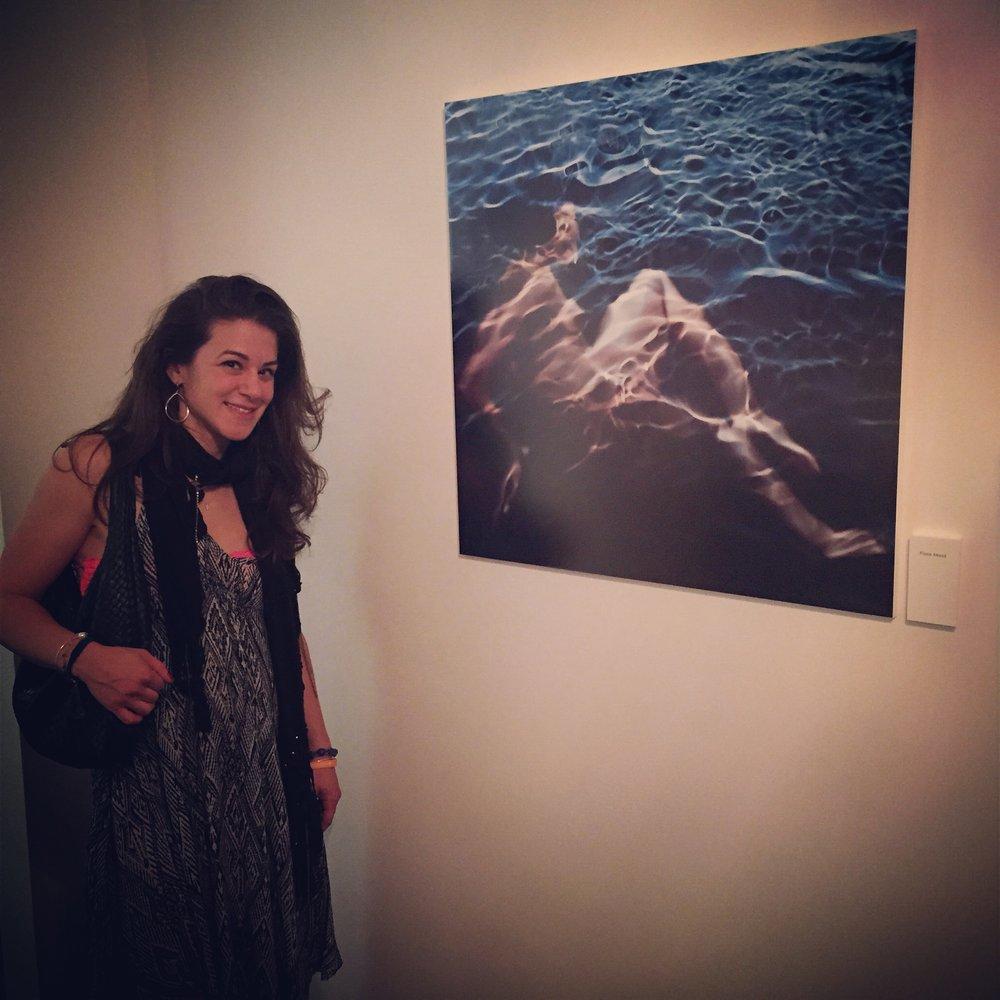 Featured Artist: Fiona Aboud - Pregame Magazine, March 2019